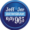 Jeff of Jeff & Jer Showgram Gets LASIK at Clearview