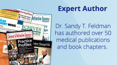 Dr. Feldman has authored over 50 medical publications.