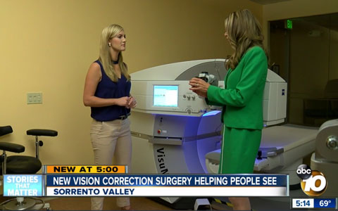 SMILE Laser Vision Correction - ABC 10
